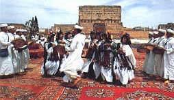 Chants et danses en mariage Amazigh Ahaidous