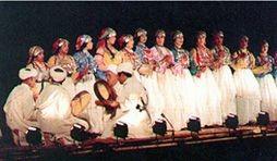 Chants et danses en mariage Amazigh Ahouache