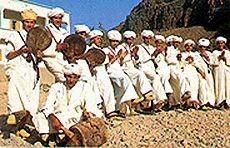 Chants et danses en mariage Amazigh Taskouine